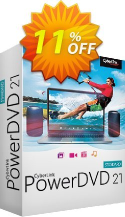 PowerDVD 19 Standard Coupon, discount PowerDVD best promo code 2020. Promotion: best promo code of PowerDVD 2020