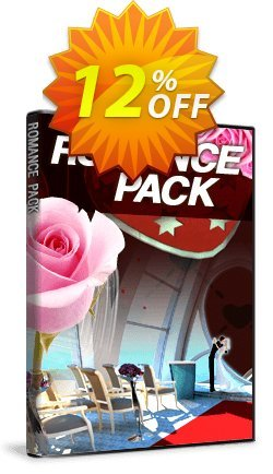 Romance Pack Vol. 3 for PowerDirector Coupon, discount Romance Pack Vol. 3 Deal. Promotion: Romance Pack Vol. 3 Exclusive offer