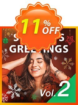 Season's Greetings Vol. 2 Express Layer Pack Coupon, discount Season's Greetings Vol. 2 Express Layer Pack Deal. Promotion: Season's Greetings Vol. 2 Express Layer Pack Exclusive offer