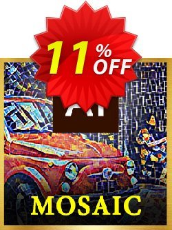 Mosaics AI Style Pack Coupon, discount Mosaics AI Style Pack Deal. Promotion: Mosaics AI Style Pack Exclusive offer