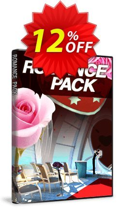 Romance Pack Vol. 3 for Power2Go & PowerProducer Coupon, discount 10% OFF Romance Pack Vol. 3 for Power2Go & PowerProducer Jan 2020. Promotion: Amazing discounts code of Romance Pack Vol. 3 for Power2Go & PowerProducer, tested in January 2020