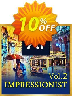 Impressionist AI Style Pack Vol. 2 Coupon, discount Impressionist AI Style Pack Vol. 2 Deal. Promotion: Impressionist AI Style Pack Vol. 2 Exclusive offer