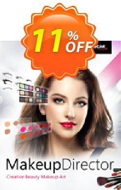 CyberLink MakeupDirector Coupon, discount 10% OFF CyberLink MakeupDirector  Jan 2020. Promotion: Amazing discounts code of CyberLink MakeupDirector , tested in January 2020