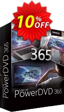 PowerDVD 19 live Coupon, discount 10% OFF PowerDVD 19 live Jan 2020. Promotion: Amazing discounts code of PowerDVD 19 live, tested in January 2020