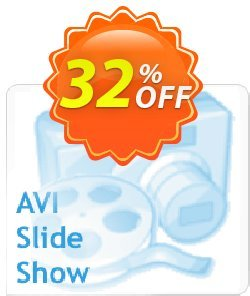 AVI Slide Show Coupon, discount 30% - Big-discount. Promotion: stirring discount code of AVI Slide Show 2020