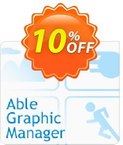 Able Graphic Manager - Site License  Coupon, discount Able Graphic Manager (Site License) amazing deals code 2020. Promotion: amazing deals code of Able Graphic Manager (Site License) 2020