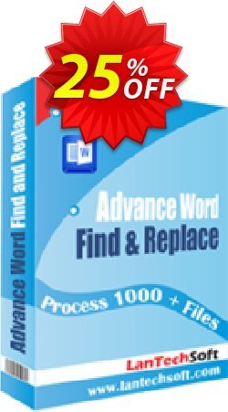 Advance Word Find & Replace Pro Coupon, discount 10%OFF. Promotion: super promo code of Advance Word Find & Replace Pro 2019