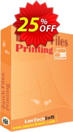 Batch Files Printing Coupon, discount 10%OFF. Promotion: awesome discount code of Batch Files Printing 2019
