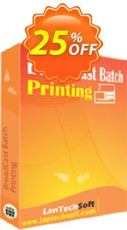 BroadCast Batch Printing Coupon, discount 10%OFF. Promotion: wonderful promo code of BroadCast Batch Printing 2019