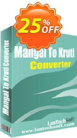LantechSoft Mangal to Kruti Converter Coupon, discount Christmas Offer. Promotion: awful discounts code of Mangal to Kruti Converter 2020
