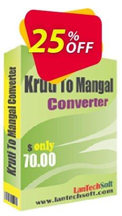 LantechSoft Kruti to Mangal Converter Coupon, discount Christmas Offer. Promotion: stirring promo code of Kruti to Mangal Converter 2020