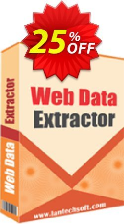 Web Data Extractor Coupon, discount 10%OFF. Promotion: impressive discounts code of Web Data Extractor 2019
