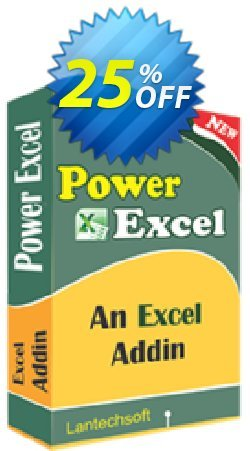 Power Excel Coupon, discount 10%OFF. Promotion: amazing discounts code of Power Excel 2019
