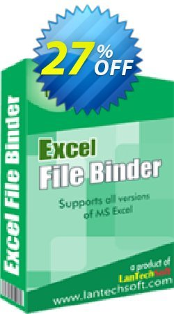 Excel File Binder Coupon, discount 10%OFF. Promotion: stunning discounts code of Excel File Binder 2019