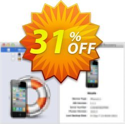 Mac iPhone Data Recovery Coupon, discount Mac iPhone Data Recovery awesome sales code 2019. Promotion: awesome sales code of Mac iPhone Data Recovery 2019