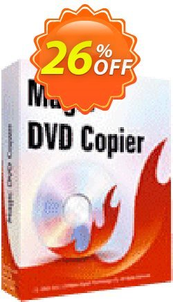 Magic DVD Copier - Full License + 1 Year Upgrades  Coupon, discount Promotion offer for MDC (FL+1). Promotion: wonderful promotions code of MDC (Full License+1 Year Upgrades) 2020