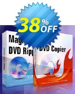 Magic DVD Ripper + Magic DVD Copier - Full License + 1 Year Upgrades  Coupon, discount Promotion offer for mdr+mdc(FL+1). Promotion: impressive discounts code of Magic DVD Ripper + DVD Copier (Full License + 1 Year Upgrades) 2020