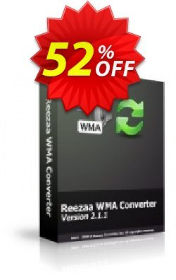 Reezaa WMA Converter Coupon, discount Discount10. Promotion: amazing sales code of Reezaa WMA Converter 2020