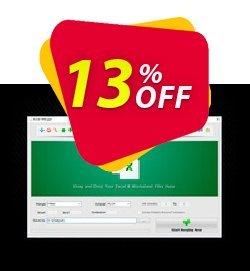 Reezaa Excel Merger Pro Coupon, discount Excel Merger Pro Big discounts code 2021. Promotion: Big discounts code of Excel Merger Pro 2021