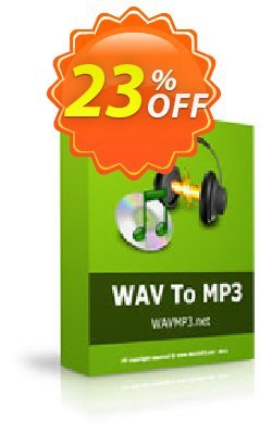 Reezaa WAV To MP3 Coupon, discount WAV To MP3 imposing deals code 2019. Promotion: imposing deals code of WAV To MP3 2019