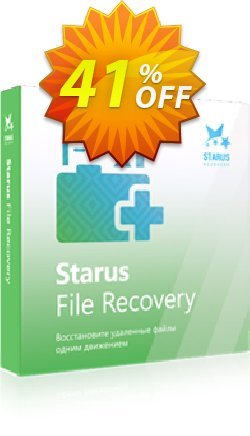 Starus File Recovery Coupon, discount Starus File Recovery exclusive promo code 2019. Promotion: exclusive promo code of Starus File Recovery 2019