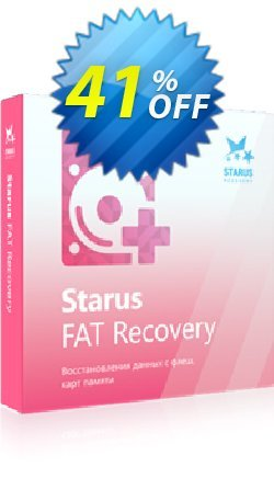 Starus FAT Recovery Coupon, discount Starus FAT Recovery amazing promotions code 2020. Promotion: amazing promotions code of Starus FAT Recovery 2020