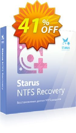 Starus NTFS Recovery Coupon, discount Starus NTFS Recovery stunning sales code 2019. Promotion: stunning sales code of Starus NTFS Recovery 2019
