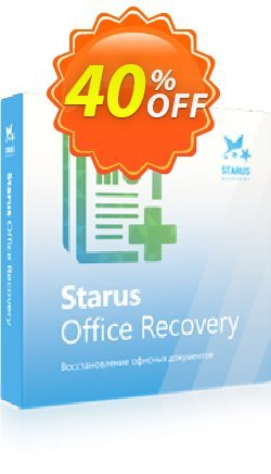 Starus Office Recovery Coupon, discount Starus Office Recovery staggering deals code 2019. Promotion: staggering deals code of Starus Office Recovery 2019