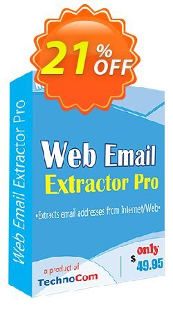 Web Email Extractor Pro Coupon, discount 10%OFF. Promotion: impressive offer code of Web Email Extractor Pro 2019