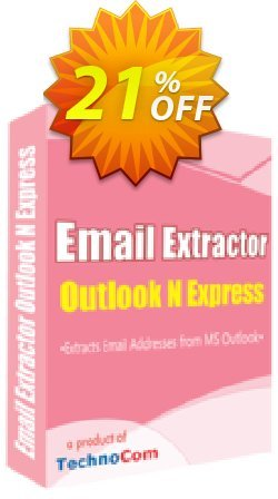 Email Extractor Outlook N Express Coupon, discount 10%OFF. Promotion: impressive sales code of Email Extractor Outlook N Express 2019
