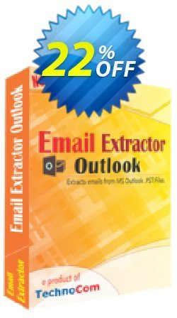 Email Extractor Outlook Coupon, discount 10%OFF. Promotion: marvelous sales code of Email Extractor Outlook 2019
