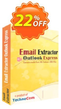 Email Extractor Outlook Express Coupon, discount 10%OFF. Promotion: amazing promotions code of Email Extractor Outlook Express 2019