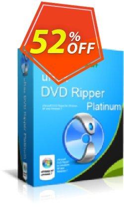 uRex DVD Ripper Platinum Coupon, discount 50% Off. Promotion: special discounts code of uRex DVD Ripper Platinum 2019