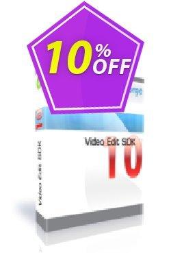 Video Edit SDK Premium - One Developer Coupon, discount 10%. Promotion: wondrous promotions code of Video Edit SDK Premium - One Developer 2020