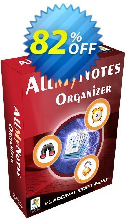 All My Notes Organizer - Deluxe Edition - Desktop/Portable  Coupon, discount 33% off coupon. Promotion: big discounts code of All My Notes Organizer - Deluxe Edition (Desktop/Portable) 2021
