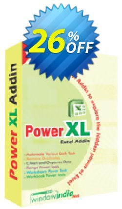 WindowIndia Power XL Coupon, discount Christmas OFF. Promotion: awful promotions code of Power XL 2020
