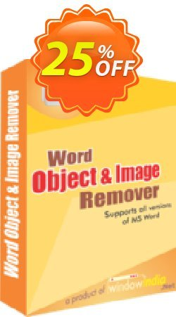 WindowIndia Word Object and Image Remover Coupon, discount Christmas OFF. Promotion: formidable promo code of Word Object and Image Remover 2020
