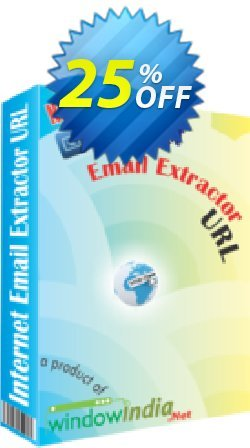 WindowIndia Internet Email Extractor URL Coupon, discount Christmas OFF. Promotion: amazing promo code of Internet Email Extractor URL 2020