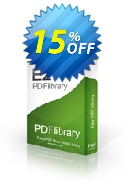 PDFlibrary Single Source Coupon, discount 15% OFF. Promotion: marvelous discounts code of PDFlibrary Single Source 2020