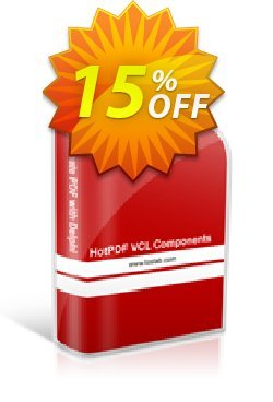 HotPDF Team/SME License Coupon, discount 15% OFF. Promotion: exclusive deals code of HotPDF Team/SME License 2020