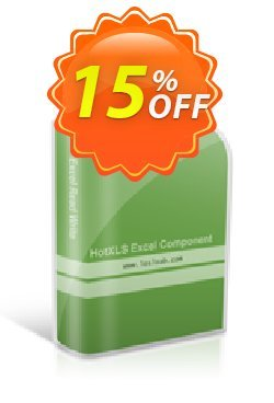 HotXLS Team/SME License Coupon, discount 15% OFF. Promotion: amazing promotions code of HotXLS Team/SME License 2020