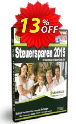 MAXTAX 2016 für Selbstständige Coupon, discount MAXTAX SPAR-ABO. Promotion: imposing offer code of MAXTAX 2016 für Selbstständige 2020