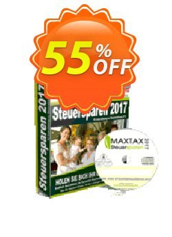 MAXTAX Steuersparen 2018 Starter Coupon, discount MAXTAX SPAR-ABO. Promotion: excellent promo code of MAXTAX Steuersparen 2020 Starter 2020