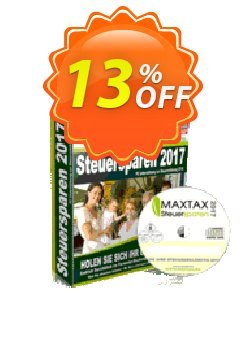 MAXTAX 2018 für Selbstständige Coupon, discount MAXTAX SPAR-ABO. Promotion: awful offer code of MAXTAX 2021 für Selbstständige 2021