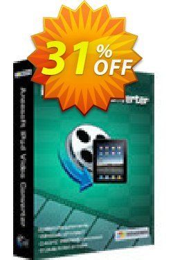 Aneesoft iPad Video Converter Coupon, discount Aneesoft iPad Video Converter stunning deals code 2021. Promotion: stunning deals code of Aneesoft iPad Video Converter 2021