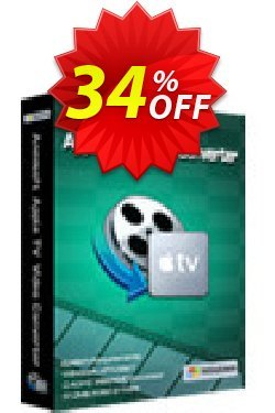 Aneesoft Apple TV Video Converter Coupon, discount Aneesoft Apple TV Video Converter stirring promo code 2021. Promotion: stirring promo code of Aneesoft Apple TV Video Converter 2021