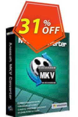 Aneesoft MKV Converter Coupon, discount Aneesoft MKV Converter dreaded deals code 2020. Promotion: dreaded deals code of Aneesoft MKV Converter 2020