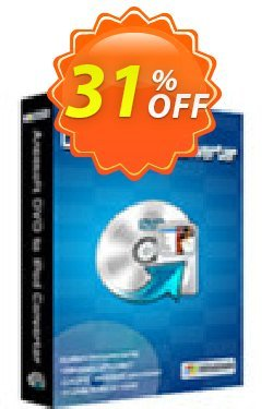Aneesoft DVD to iPod Converter Coupon, discount Aneesoft DVD to iPod Converter special discounts code 2021. Promotion: special discounts code of Aneesoft DVD to iPod Converter 2021