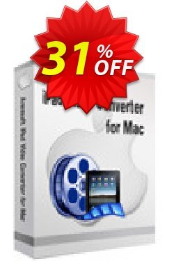Aneesoft iPad Video Converter for Mac Coupon, discount Aneesoft iPad Video Converter for Mac best promo code 2021. Promotion: best promo code of Aneesoft iPad Video Converter for Mac 2021