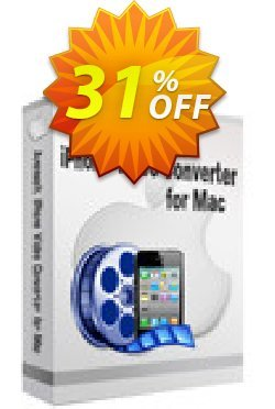 Aneesoft iPhone Video Converter for Mac Coupon, discount Aneesoft iPhone Video Converter for Mac big discounts code 2021. Promotion: big discounts code of Aneesoft iPhone Video Converter for Mac 2021